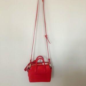 Small purse w/ long strap